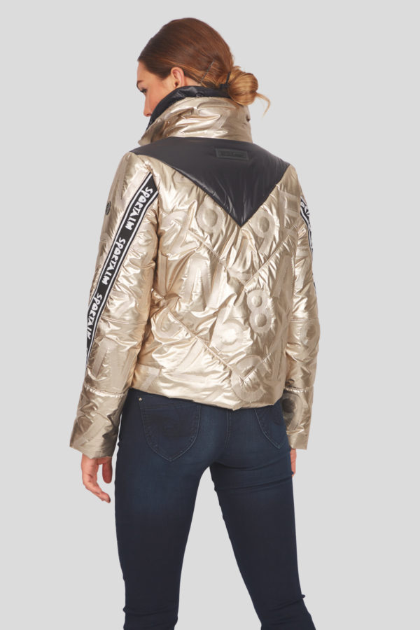 Женская куртка Sportalm с воротником-стойкой - фото 4