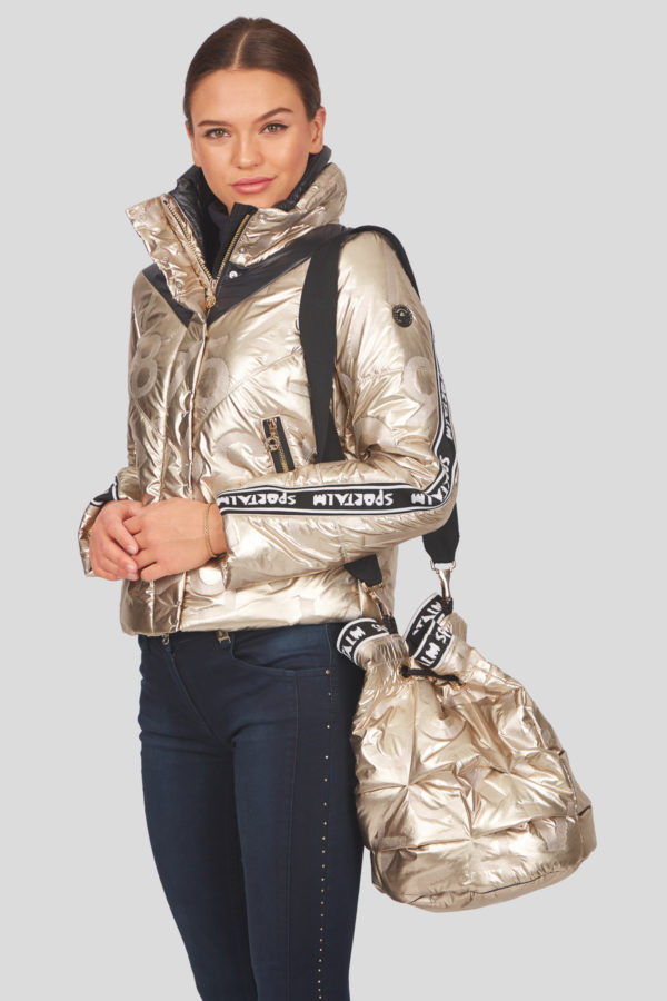 Женская куртка Sportalm с воротником-стойкой - фото 7