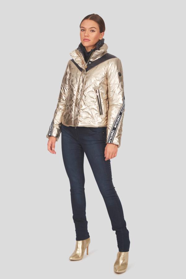 Женская куртка Sportalm с воротником-стойкой - фото 8