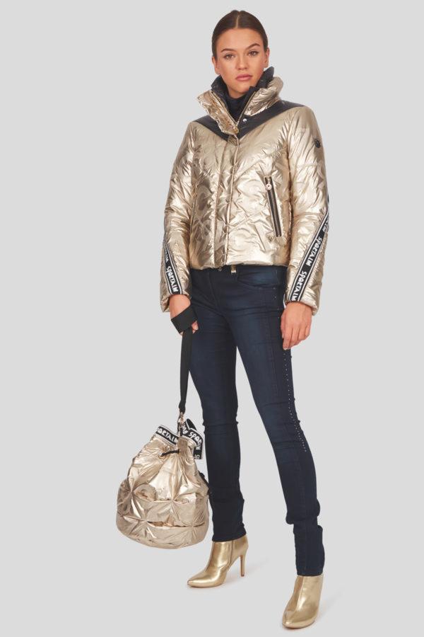 Женская куртка Sportalm с воротником-стойкой - фото 9