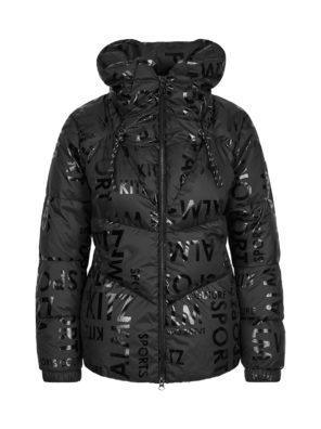 Женская куртка Sportalm с эффектом металлик - фото 20