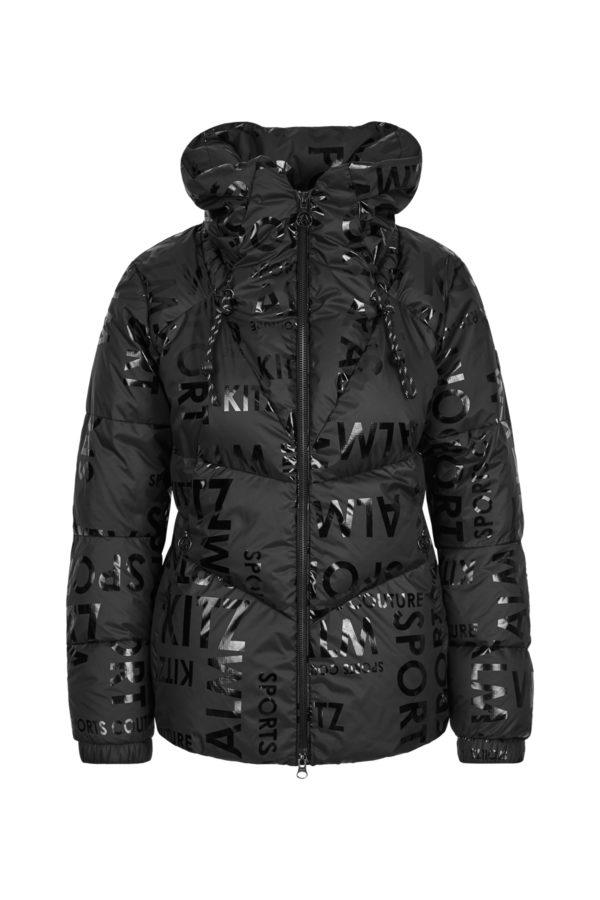 Женская куртка Sportalm с эффектом металлик - фото 1