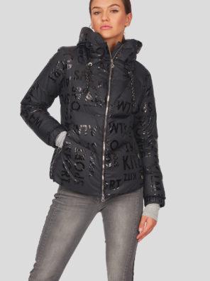 Женская куртка Sportalm с эффектом металлик - фото 21
