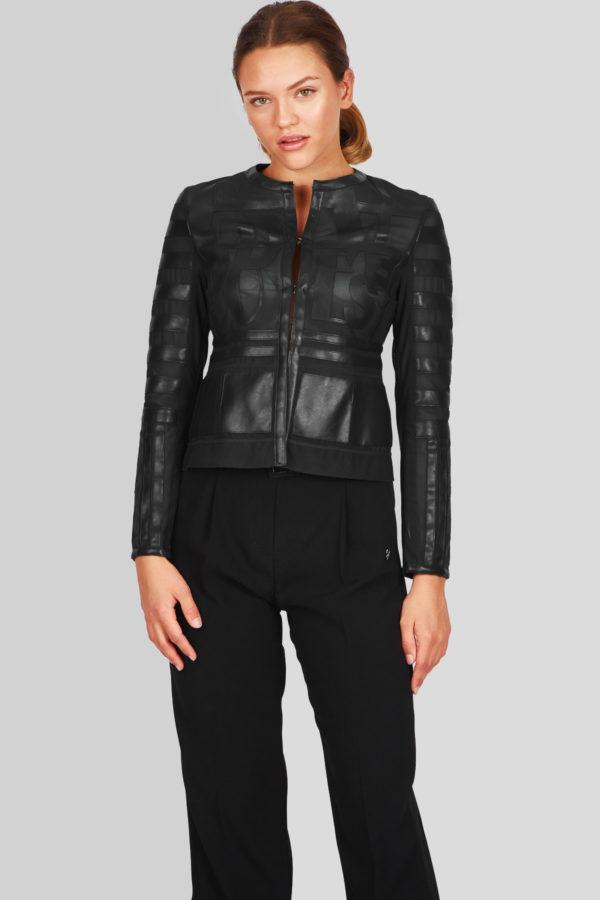 Женская куртка Sportalm Черная - фото 2