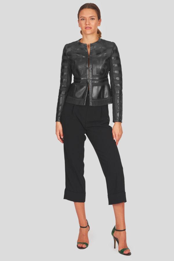Женская куртка Sportalm Черная - фото 8