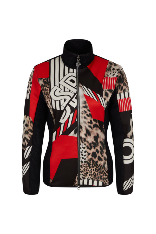 Женская куртка Sportalm из эластичного материала - фото 1
