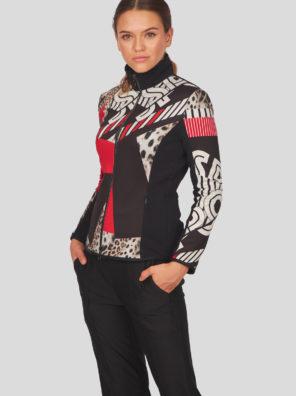 Женская куртка Sportalm из эластичного материала - фото 19