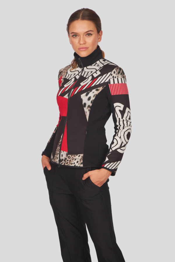 Женская куртка Sportalm из эластичного материала - фото 2