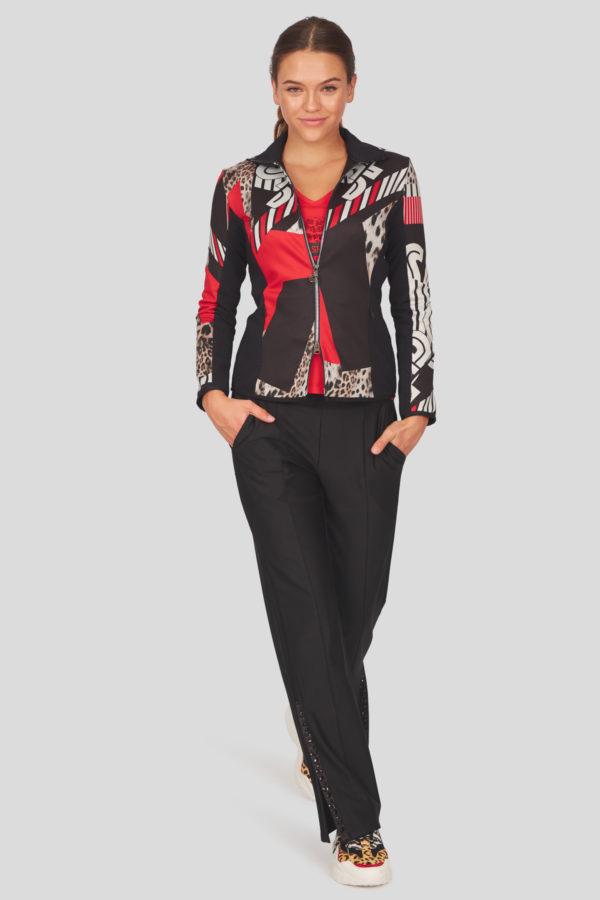 Женская куртка Sportalm из эластичного материала - фото 3