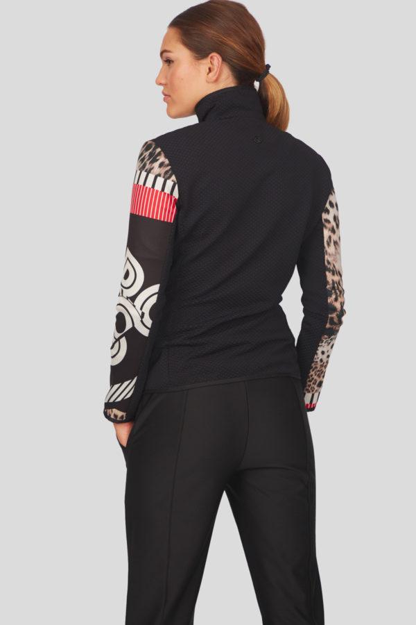 Женская куртка Sportalm из эластичного материала - фото 4