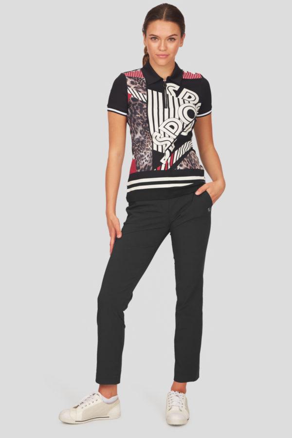 Женские эластичные брюки Sportalm - фото 7