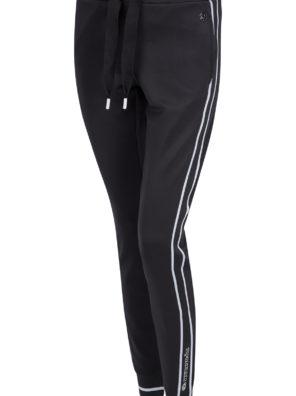 Женские брюки Sportalm с полосками по бокам - фото 1