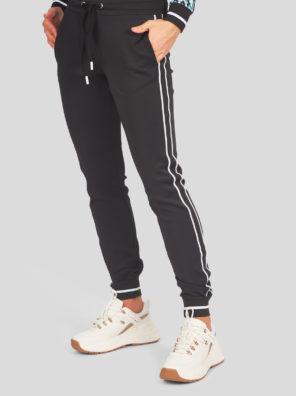 Женские брюки Sportalm с полосками по бокам - фото 2