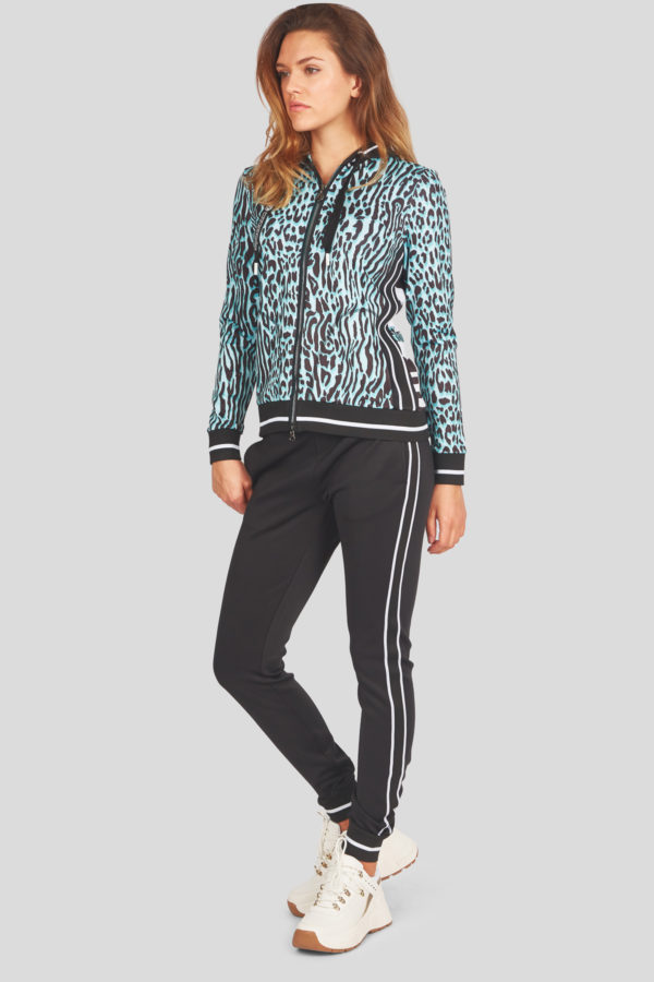 Женские брюки Sportalm с полосками по бокам - фото 6