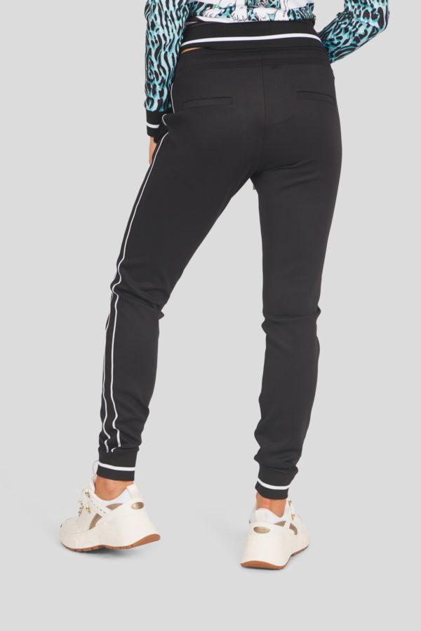 Женские брюки Sportalm с полосками по бокам - фото 3