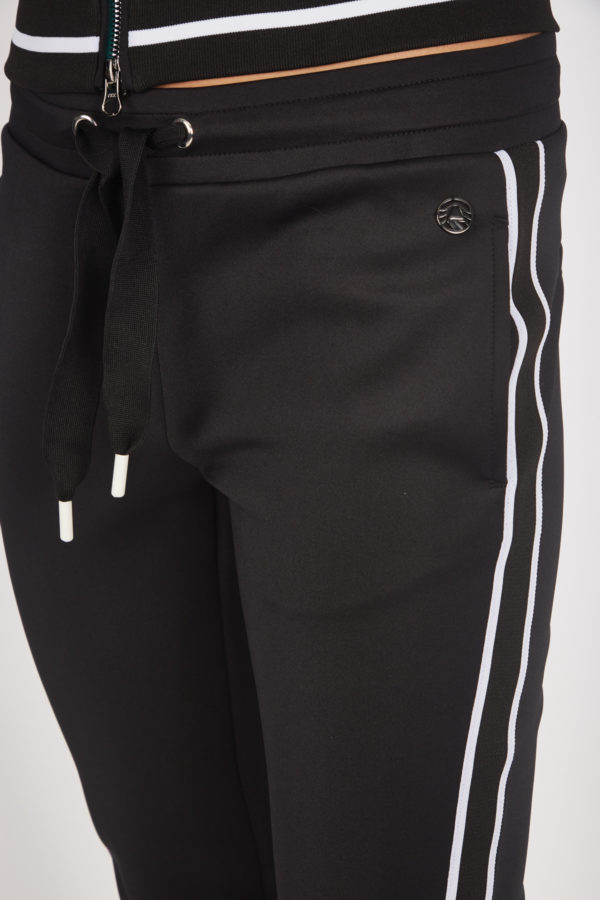 Женские брюки Sportalm с полосками по бокам - фото 4