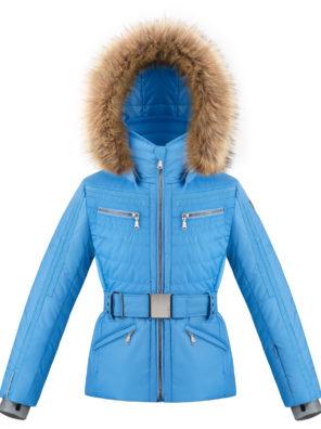 Детская куртка для девочки W20-1002-JRGL/A (с искусственным мехом) - фото 20