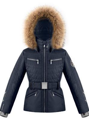 Детская куртка для девочки W20-1002-JRGL/A (с искусственным мехом) - фото 15