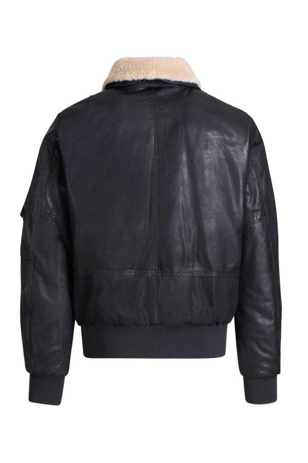Мужская кожаная куртка JOSH LEATHER - фото 3