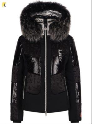Женская куртка 07149-59 (с мехом) - фото 11