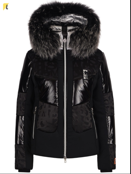 Женская куртка 07149-59 (с мехом) - фото 1