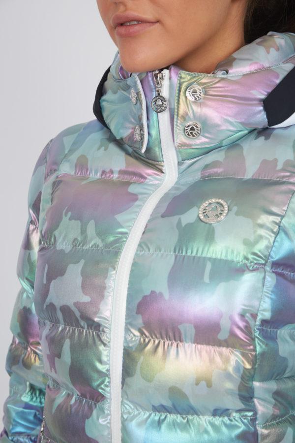 Женская куртка 42508-16 - фото 4