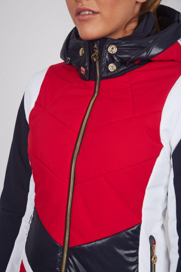 Женская куртка без меха 26139-41 - фото 4