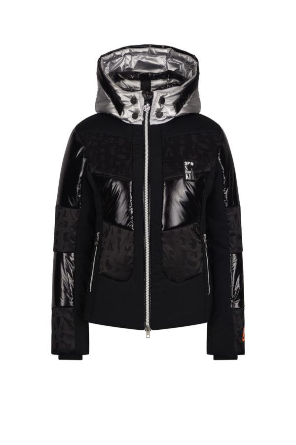 Женская куртка 07149-59 (с мехом) - фото 4