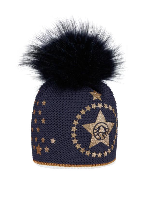 Женская шапка 10814-29 - фото 1