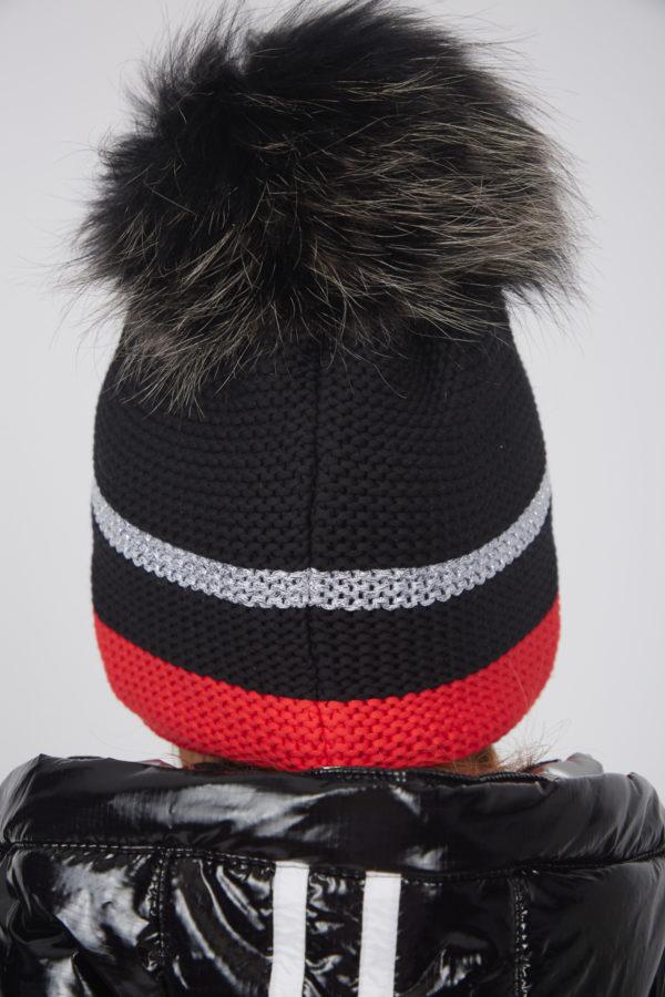 Женская шапка 24814-68 - фото 2