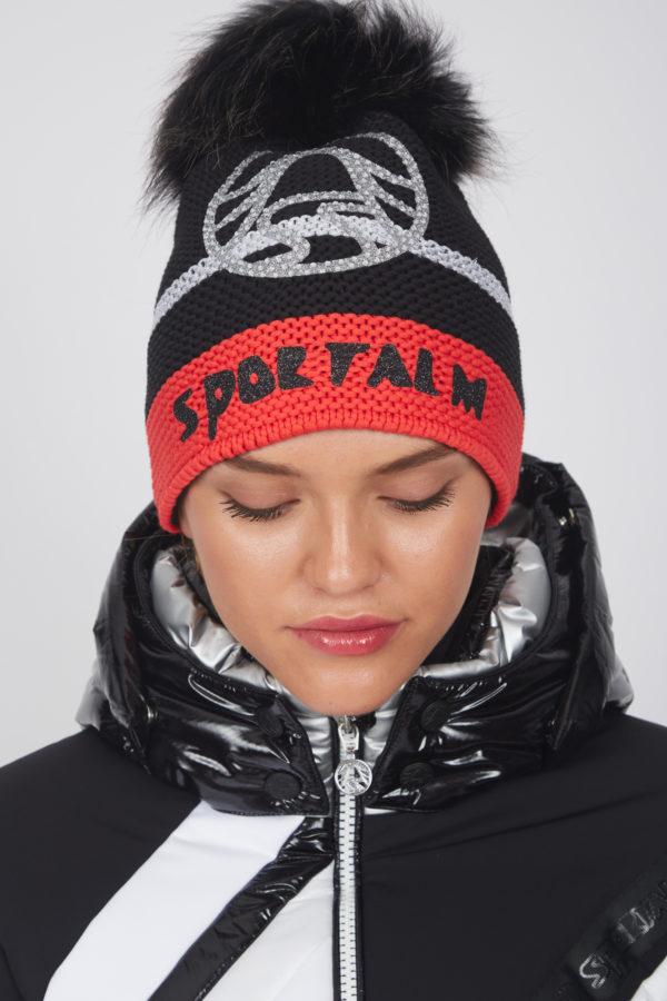 Женская шапка 24814-68 - фото 3