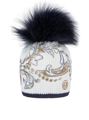 Женская шапка 28814-01 - фото 17