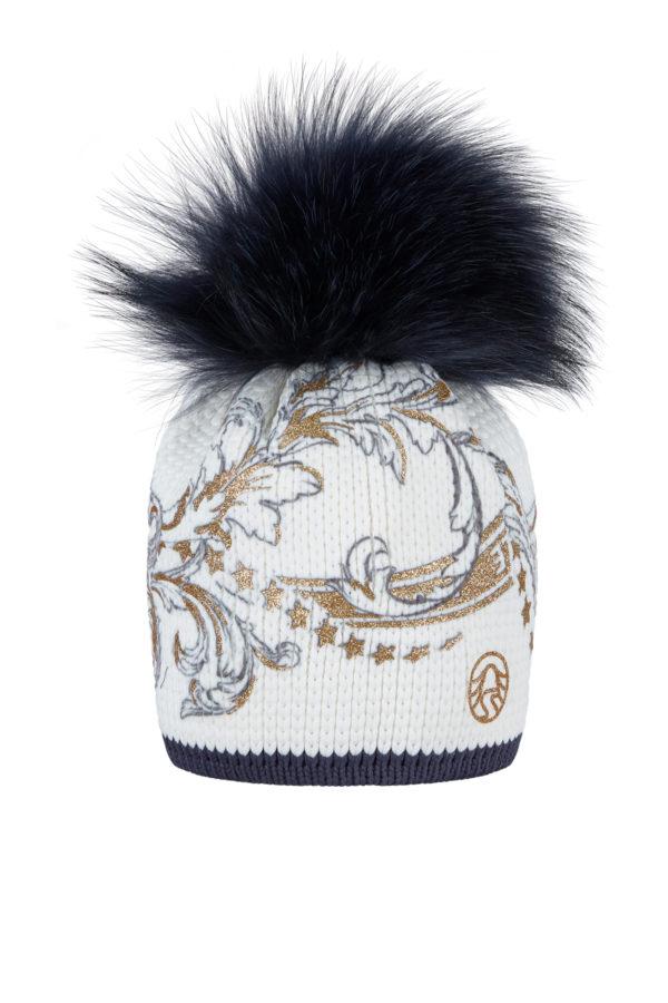 Женская шапка 28814-01 - фото 1