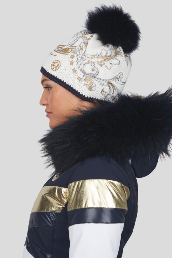 Женская шапка 28814-01 - фото 2