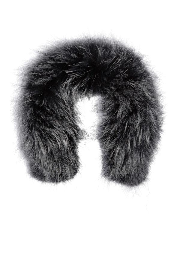 Женский мех для куртки - фото 1
