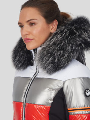 Женский мех для куртки - фото 16
