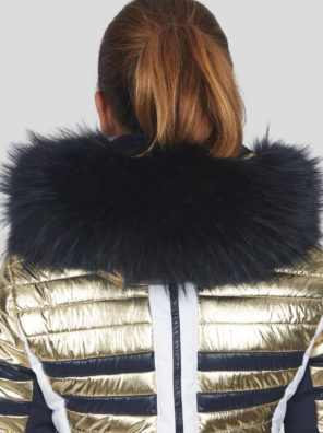 Женский мех для куртки 38610-29 - фото 2