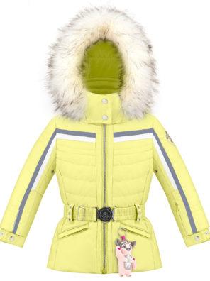 Детская куртка для девочек W20-1002-BBGL/A (искусственный мех) - фото 25
