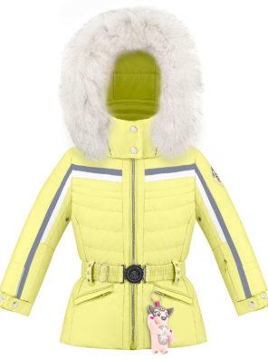 Детская куртка для девочек W20-1002-BBGL/A (натуральный мех) - фото 23