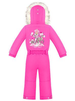Детский комбинезон для девочки W20-1030-BBGL/A (искусственный мех) - фото 18