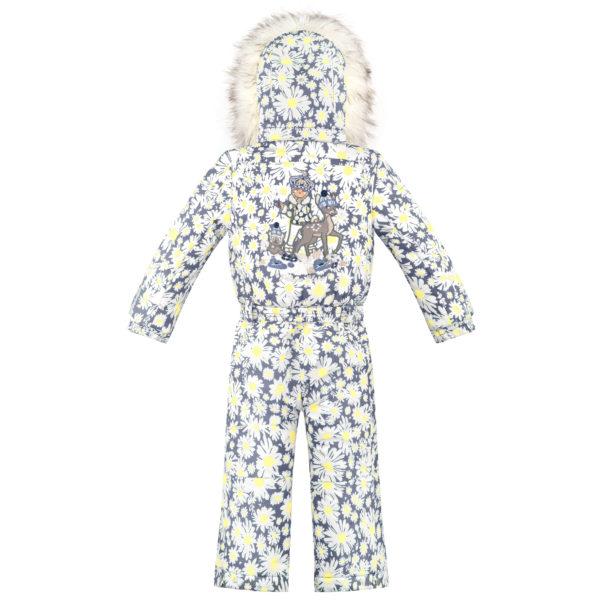 Детский комбинезон для девочки W20-1030-BBGL/A (искусственный мех) - фото 2