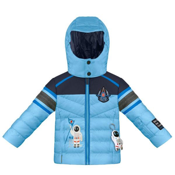 Детская куртка для мальчика W20-0903-BBBY - фото 1