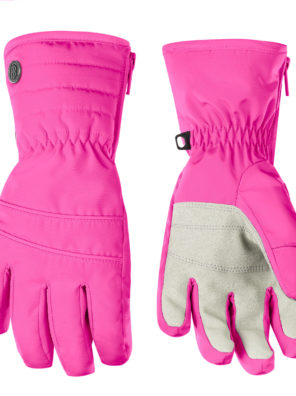 Детские перчатки для девочки W20-1070-JRGL - фото 5