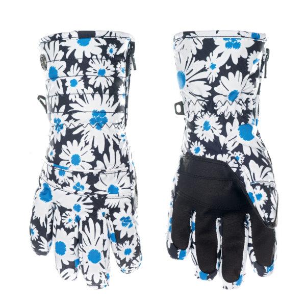 Детские перчатки для девочки W20-1070-JRGL - фото 1