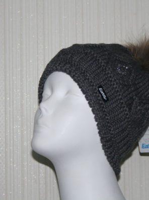 Женская шапка - фото 1