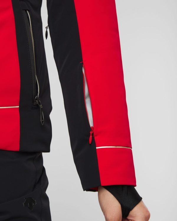 Женская куртка Amelia с мехом - фото 5