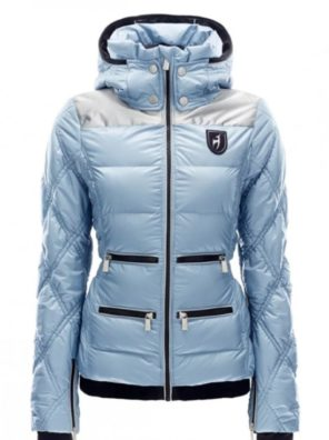 Женская куртка с мехом CLEO - фото 5