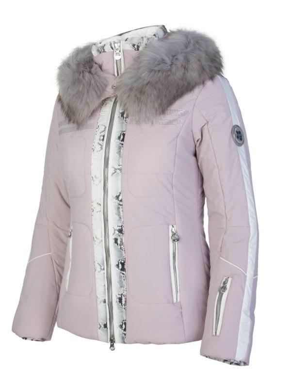 Женская куртка с мехом KIRANA 87190-72 - фото 1