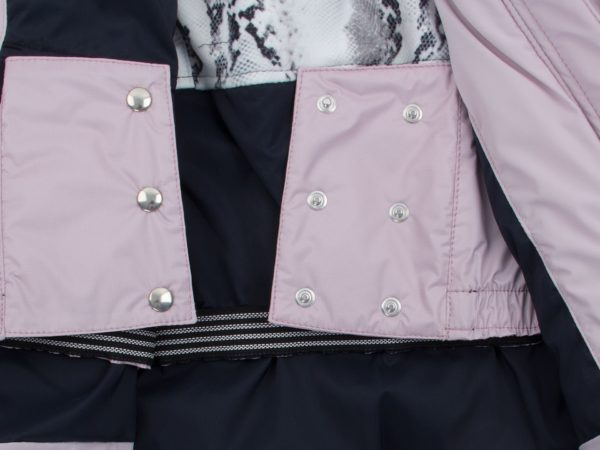 Женская куртка с мехом KIRANA 87190-72 - фото 4
