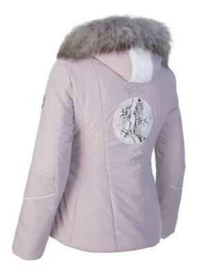 Женская куртка с мехом KIRANA 87190-72 - фото 26